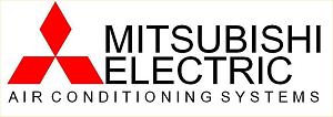 Mitsubishi ac logo